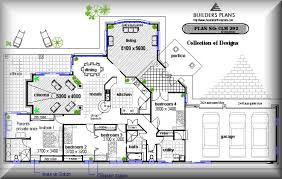 home designs floor plans home plans corner block home design and style