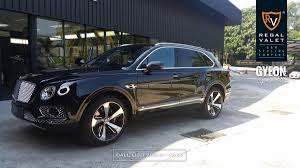 suv bentley 2016 the very first bentley bentayga in malaysia we could be so