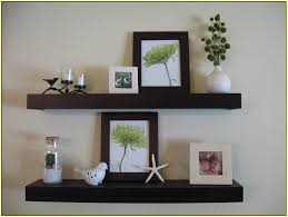 How To Decorate Floating Shelves Decorating Ideas With Floating Shelves Room Decorating Ideas Home