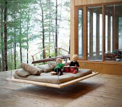 hanging bed by anthropologie