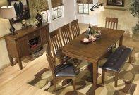 Country Casual Benches Casualing Room Chairs With Wheels Sets Table Benches Country