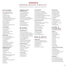 wedding registry stores list wedding registry check list wedding registry checklist simple
