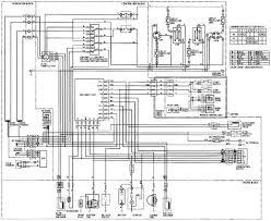 honda em6500 5500 watt portable generator system wiring diagram