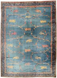 oversized antique indian rug bb4527 by doris leslie blau