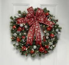 wreath artificial wreath wreath timer lighted wreath