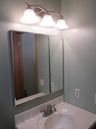 frameless recessed medicine cabinet pegasus 30 in x 30 in frameless recessed or surface mount bi view