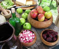 17th century cuisine georgians regency food facts history cookbook cookit