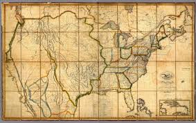 Manifest Destiny Map Space Land And Concept In Art Of The American West Westward The