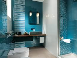 Blue Bathroom Ideas Blue Bathroom Design Ideas Cool Blue A - Blue bathroom design