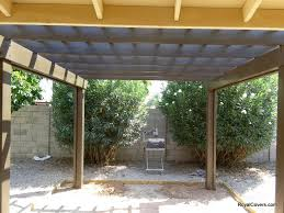 Lattice Pergola Roof by Royal Covers Of Arizona Lattice U0026 Solid Alumawood Patio Covers
