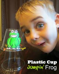 relentlessly fun deceptively educational plastic cup jumpin u0027 frogs