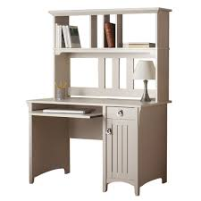 Computer Secretary Desk With Hutch by Computer Desks