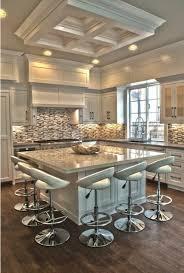 cuisine carré la chaise de cuisine moderne en 62 photos inspirantes archzine fr