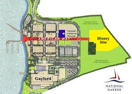 Washington Dc Area Map by Disney Purchases Washington Dc Land To Build New Resort Hotel
