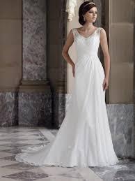 wedding dress simple simple wedding dress with straps simple wedding