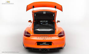 porsche cayman orange used 2016 porsche cayman for sale in guildford pistonheads