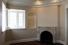 flat crown molding adds audacious luxury for every corner of
