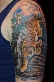 tiger sleeve ideas sleeve