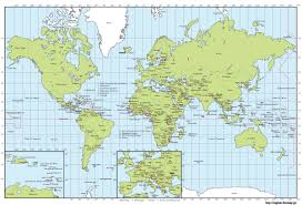 world maps free vector world map with capitals free free