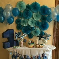 minion baby shower decorations 12 inch 30cm 5pcs lot tissue paper fan wedding decoration minions