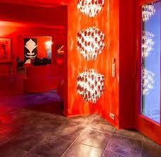 Das Wohnzimmer Bar Berlin Design So Farbenfroh Wohnt Carin Panton Tochter Von Architekt