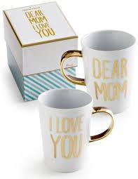 Home Gifts by Dear Mom I Love You Mug Rosanna Charm Collection