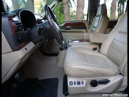 ford f250 seats 2006 ford f 250 larist 4x4 heated leather seats for sale in