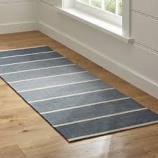 Striped Runner Rug Blue Striped Carpet Runner Carpet Vidalondon