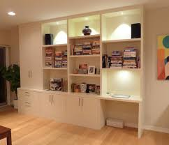 Custom Built Desks Home Office by Wall Units Extarordinary Home Office Wall Units With Desk Home