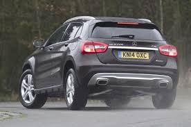 crossover mercedes mercedes gla review 2017 autocar
