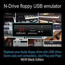nalbantov usb floppy disk drive emulator for piano yamaha cvp92 94