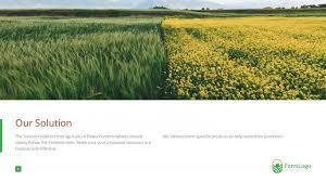 agriculture premium powerpoint template u2013 slidestore