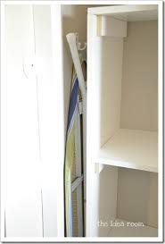 How To Build Shelves In Closet by How To Build A Closet Shelf The Idea Room