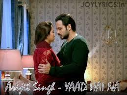 Seeking Trailer Song Raaz Reboot Arijit Singh Song Yaad Hai Na Lyrics Raaz