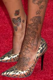 fantasia barrino u0027s 12 tattoos u0026 meanings steal her style