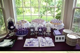 Bridal Shower Ideas by Bridal Shower Ideas Bridal Shower Dessert Buffet The Hudson
