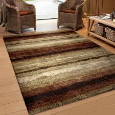 Soft Area Rugs Southwest Area Rug Western Rustic Cabin Warm Colors Luxurious Soft