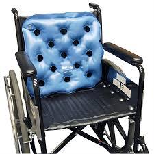 Lift Cushion For Chair Skil Care Air Lift Backrest Cushion Air Cushions Dry Floatation