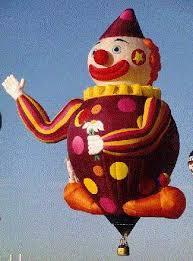 clown balloon clown hot air balloon special shape our clown hot air flickr