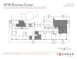 lease office space in dfw tower south on 2222 s service rd in