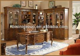 Antique Home Office Furniture by High End American Style Office Desk Set Soild Wood Office