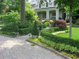 chicago landscaping small front landscape traditional with brick