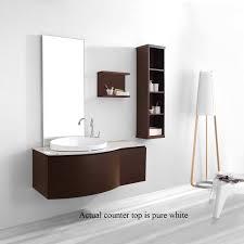 provence double sink vanity modern bathroom vanities allmodern rebecca 64 double wall mount
