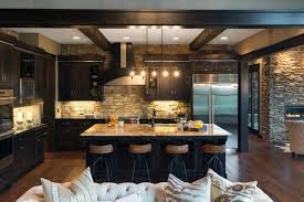 Rustic Kitchen Ideas - kitchen classy modern rustic kitchen italian rustic design