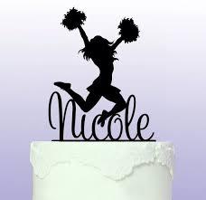 the 25 best cheerleader cakes ideas on pinterest cheerleading