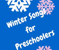 winter songs for preschoolers sparks