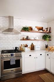 Farmhouse Kitchen Design by New Darlings Before And After 1930s Tudor Kitchen Remodel