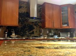 kitchen backsplash granite val d desert granite kitchen countertop island and table