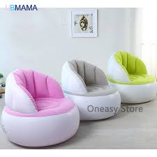 Foldable Sofa Chair by Compare Prices On Flocked Inflatable Chair Online Shopping Buy