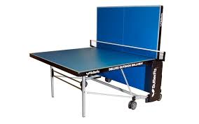 silver extreme ping pong table price butterfly deluxe rollaway outdoor table tennis table gardenlines